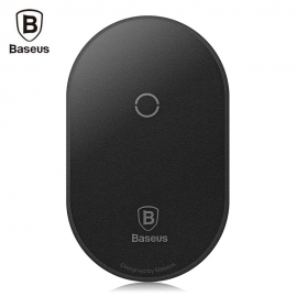 Bevielio (Qi Wireless) įkrovimo Micro USB/ Type-C adapteris Baseus