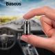 Automobilinis telefono mini įkorviklis su BASEUS, 3.1A, 2XUSB