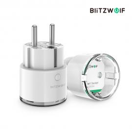 Blitzwolf 2300W 10A EU Išmanioji WIFI rozetė (Smart Socket)