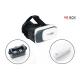 Virtualios realybės akiniai VR BOX 2 - Esperanza + Bluetooth pultelis (baltas)