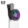 Telefono objektyvas Apexel 2in1 Macro + Wide angle lešių rinkinys