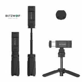 Asmeniukių lazda (selfie stick)  - stovas Blitzwolf Mini Tripod