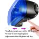 Virtualios realybės akiniai VRG PRO+ su ausinėmis ir pakraunamu bluetooth pulteliu R1