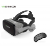 Virtualios realybės akiniai VR Shinecon 9.0 su ausinėmis ir valdymo mygtukais ir pulteliu