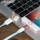 Micro USB - Lightning adapteris USAMS