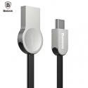 USB 3.1 - Type-C laidas BASEUS Zinc-Alloy 1m