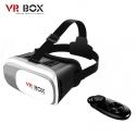 Virtualios realybės akiniai VR BOX 2 + Bluetooth pultelis