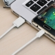 Micro USB telefono krovimo - duomenų perdavimo laidas BASEUS 2.1A 1m