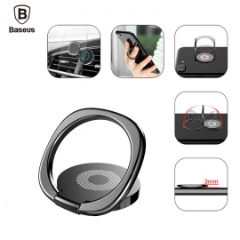 Telefono laikiklis - žiedas BASEUS 3mm