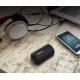 Bevielė (Bluetooth) nešiojama kalonėlė CRDC SK-M15-A - atspari drėgmei, su tvirtinimu