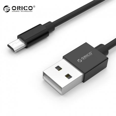 Micro USB telefono krovimo - duomenų perdavimo laidas ORICO 2A 1m