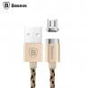 Magnetinis Micro USB laidas BASEUS Insnap 1m
