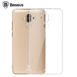 Plonas ir skaidrus Huawei Mate 9 dėklas BASEUS Classic