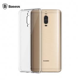 Plonas ir skaidrus Huawei Mate 9 Pro dėklas BASEUS Classic