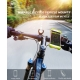 Universalus telefono laikiklis ant dviračio vairo BASEUS Miracle