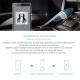 Automobilinis telefono USB įkroviklis - FM bluetooth transmitorius-moduliatorius ROIDMI 3.1A