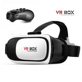 Virtualios realybės akiniai VR BOX 2 - Esperanza su bevieliu Bluetooth pulteliu MC