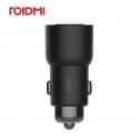 Automobilinis telefono USB įkroviklis - FM bluetooth transmitorius-moduliatorius Xiaomi ROIDMI 3S 3.4A