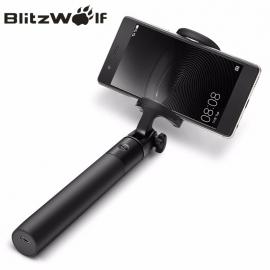 Bluetooth asmenukių lazda (selfie stick) Blitzwolf, teleskopinė